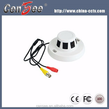 HD 1080P CCTV Wireless 3.7mm Pinhole Lens Invisible Hidden Smoke Detector Hidden Wireless Cameras