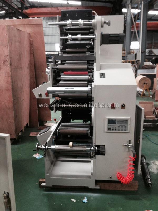 Leader nella produzione di macchina da stampa flexo per la - Macchina per decorare carta ...