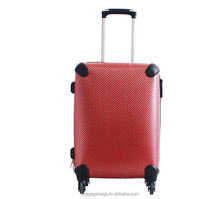 High Quality PP Trolley Case With Spinner Wheels Travel Suitcase Luggage