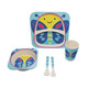 New cute animal design dinner set for kids