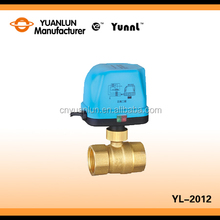 Motorized Ball Valve Thermostat Valve Actuator