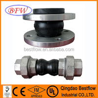 Flexible Expansion Rubber Ring Joint Bellow