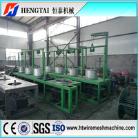 shinning galvanised wire drawing wire machine made in CHINA FOR OEM