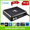 PUSI K1-T DVB-T2 Quad Core Android 4.2.2 1G 8G WiFi Bluetooth dual core mx android smart tv box