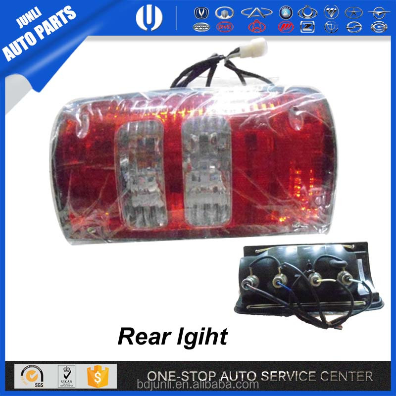 Rear lgiht r ZHONGXING ZX Admiral A6 AUTO SPARE PARTS ZX CAR ACCESSORIES repuestos chinos para autos