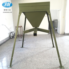 Custom pet bowls equipment metal deer feeder for wholesale