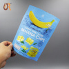 food grade custom printed plastic snack food bag for packing dried fruit