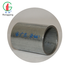 Foshan supply welded pipe schedule 40 galvanized carbon steel pipe