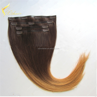 Virgin Brazilian Remy Hair Extension,Tape Hair Extension,Cheap 100% Human Hair Clip In Hair Extension