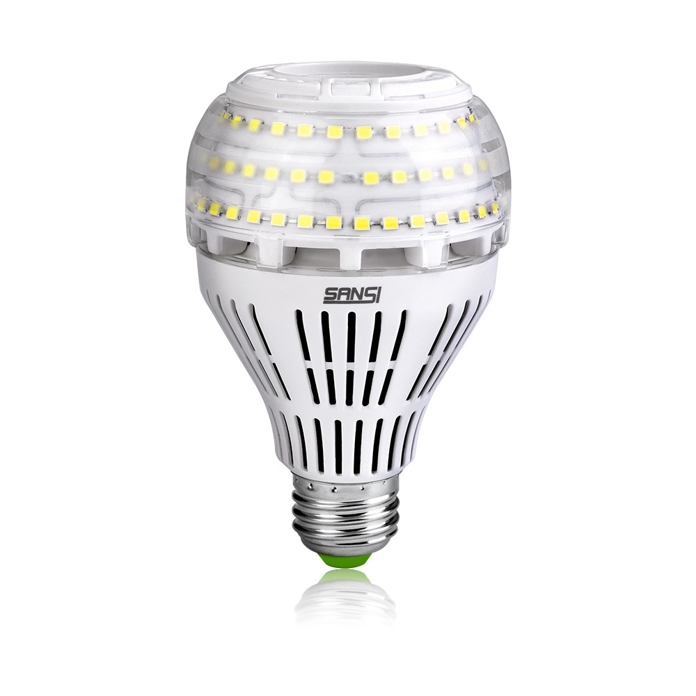 SANSI Ceramic E26 27WATT 2800lm 5000K not Dimmable LED <strong>Bulb</strong>