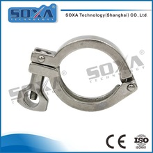 Sanitary stainless steel 304 pipe fittings all types of clamps joint tube quick connect