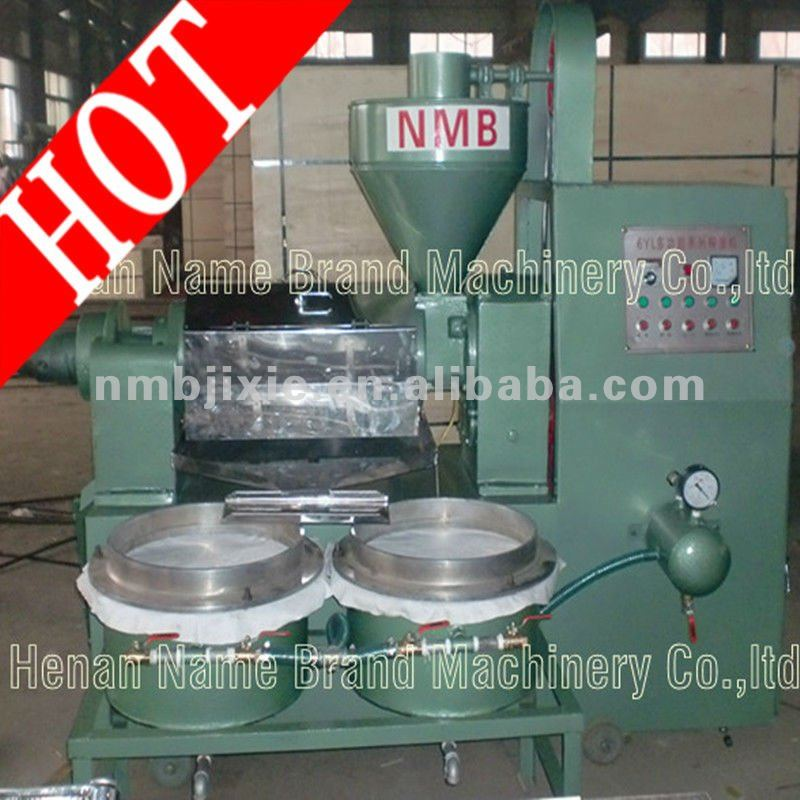 Farm used Cotton seed oil processing equipment(6YL-A series)