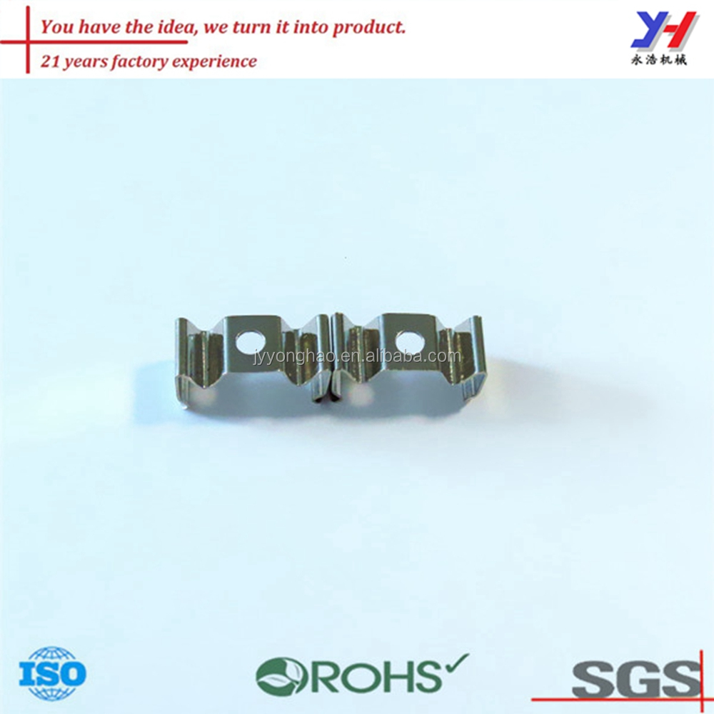 OEM ODM customized battery contact spring stamping/The small battery spring plate
