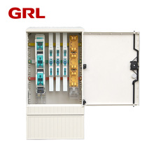 185MM busbar system vertical NH fuse switch electrical distribution box switchgear panel