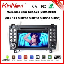 "Kirinavi WC-MB7512 android 5.1 7"" touch screen car dvd player for mercedes for benz SLK-171 2004-2012 car radio multimedia gps"