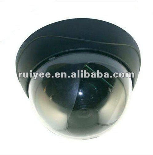 RY-8016 NEW CCTV COLOR CMOS SECURITY DOME HOME CAMERA WIRED SYSTEM AUDIO & VIDEO