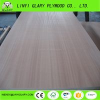 Used for Furniture One Face Fancy Plywood Hill White Oak Plywood