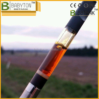 2015 best selling high quality big vapor 280 mah BBTANK disposable bud touch pen electronic cigarette