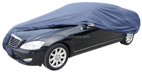 water proof 170T polyester blue color 11102-L car body cover