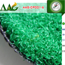Best Selling Soccer lawn Artificial Grass for Golf filed Bowling filed no tools