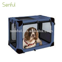 Foldable Pet Soft Crate Pet steel cage