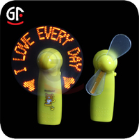 Hot Selling Led Flashing Angel Fan Motor For 2015