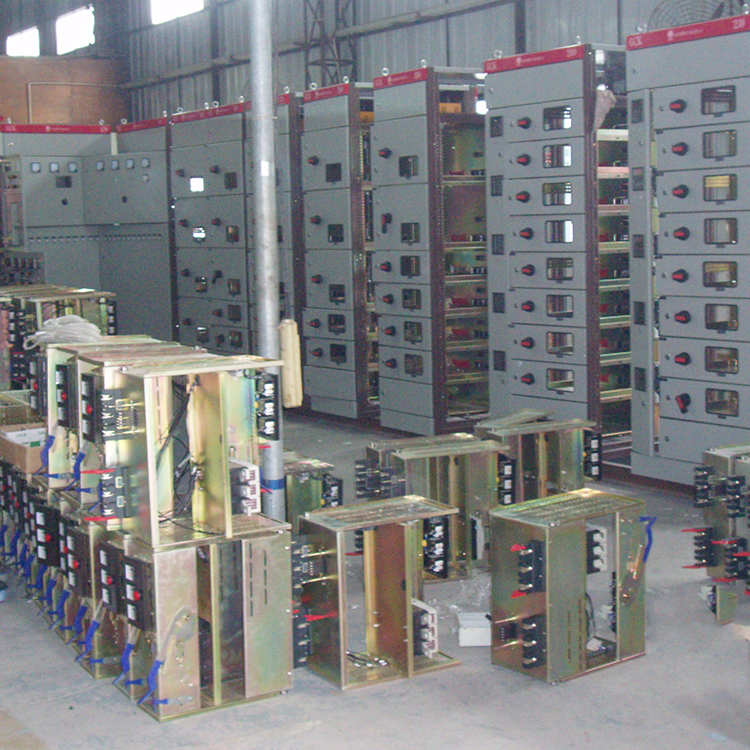 Chinese factory Low Voltage drawable switch cabinet