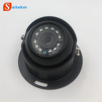 Security CCTV AHD Vehicle Cameras 1080P IR night vision Reversing bus Dome Camera