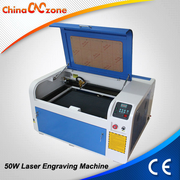 Art and Design 50W 4060 Laser Machine for Cutting Stained Glass