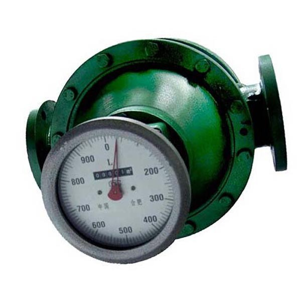 JY-LC1 oval gear flow meter for high viscosity oil liquid