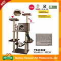China Supplier Modern Wooden Scratching Cat Tree for Sale Wholesale Scratch for Cats