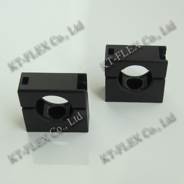 Conduit stand off bracket nylon material