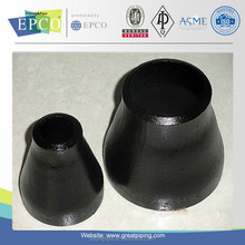 EPCO pipe fitting eccentric types socket computer radiation reducer
