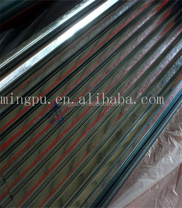 Roof Steel Building Metal Material Pre Painted Galvanized Corrugated Roof Sheets Metal Roofing Plate