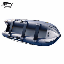 durable military Inflatable Boat Inflatable Kayak 2 persons Canoe Fishing Inflatable poonton Boat