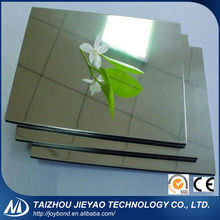 Trade Assured Creative Antibacterial 3Mm Mirror Aluminum Composite Panels