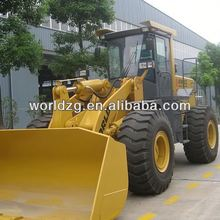 construction equipment W156 with A/C,joystick and rock bucket