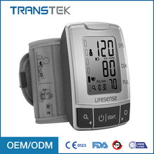 Light Portable fully automatic digital blood pressure monitor watch