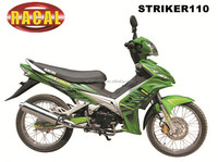 STRIKER110 Chinese dirt bikes sale,kick bike for sale made in china cheap price,110cc high quality manual super pocket bike