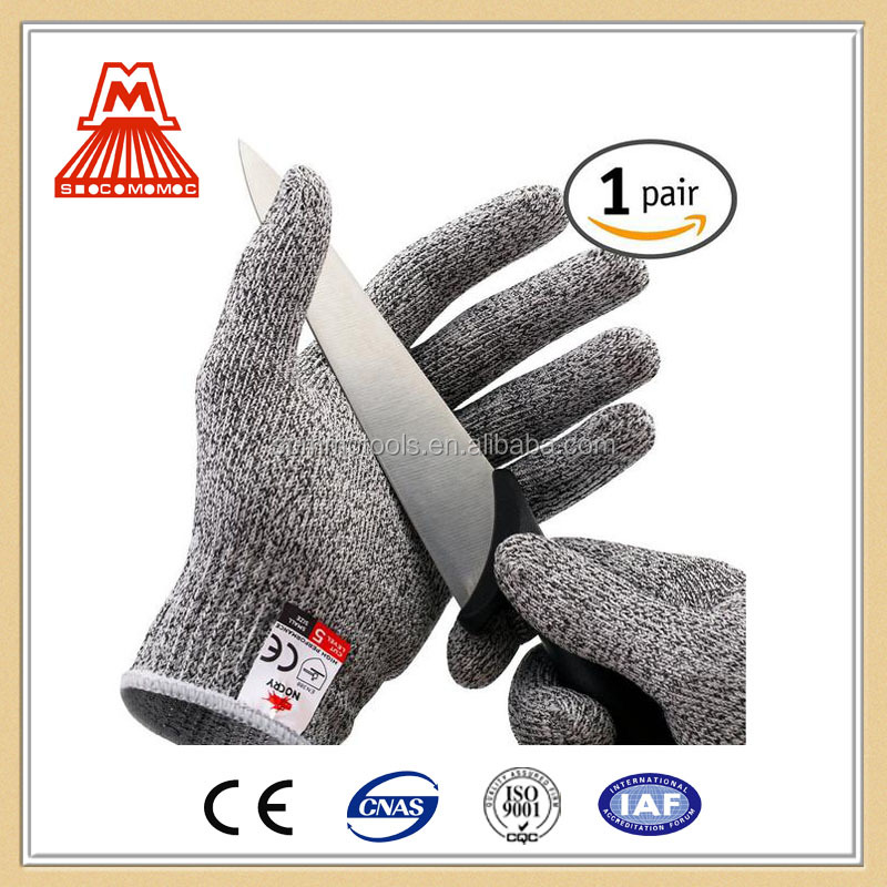 Safety 5 Level Cutting Gloves buy wholesale direct from china