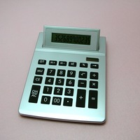 Promotional Solar Panel Business Calculator 12