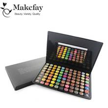 Beauty 88 Colors Cosmetic matte gold eyeshadow shimmer eyeshadow palette