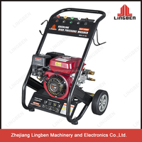 lingben 150bar 2200 psi 9 lpm 2.4gpm gasoline high pressure washer