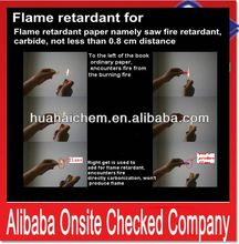new flame retardant 2013 used in chemical indent