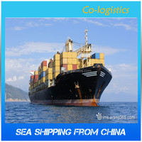 Fast and professional 20ft/40ft/40HQ/45HQ sea freight shipping from china to JACKSONVILLE
