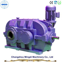 Top Grade DBY Series Bevel Cylindrical Gearbox / Reducer / Gear Reduction Unit