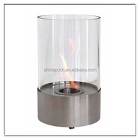 Round Table Eco-Friendly Ethanol Fireplaces 021