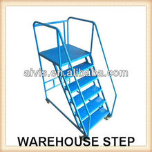 step for workshop and supermarket ,library ,warehouse