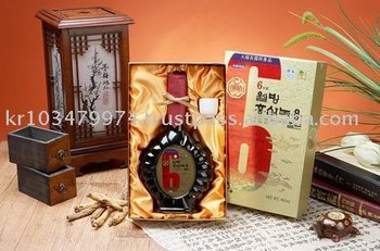 WELL-BEING RED GINSENG & ANTLERS GOLD Tonic