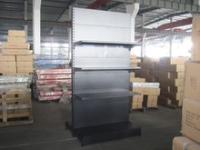 Used Supermarket Shelf Equipment/Island Gondola Display Shelving/Supermarket Rack By Yuan Da Factory YD-002